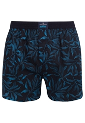 Tom Tailor California Weekend Boxer Shorts Navy Dark Blue
