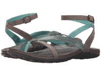 Chaco Sofia Turquoise Women's Shoes Blue