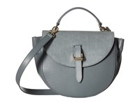 Meli Melo Ortensia Blue Heron Nappa Cross Body Handbags