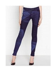 Vivienne Westwood Anglomania New Monroe Jeggings Blue Blue Black