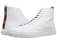 Vivienne Westwood High Top Trainer White Men's Lace Up Casual Shoes