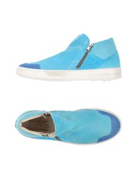 Primabase Footwear High Tops And Trainers Men Sky Blue