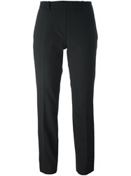 Neil Barrett Side Stripe Trousers Black