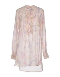 Ermanno Scervino Scervino Street Shirts Blouses Women Light Pink