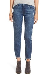 Blank Nyc Women's Blanknyc Distressed Crop Jeans