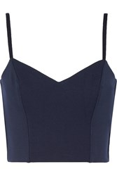 Tart Collections Kylie Ponte Bra Top Blue