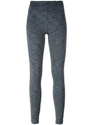 A.P.C. Heather Leggings Grey