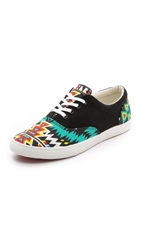 Bucketfeet Archer Sneakers Yellow Orange Black
