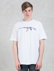 Black Scale Banded Automatic S S T Shirt