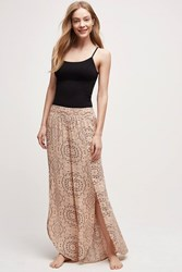 Eloise Malissa Wide Leg Trousers Pink Peach