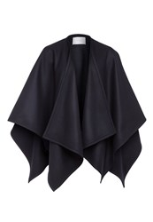Ivy And Oak Cape Dark Navy Blue