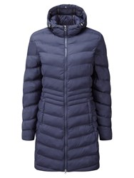 Tog 24 Silesia Womens Tcz Down Feel Jacket Midnight