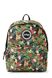 Forever 21 Men Just Hype Tropical Backpack