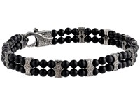 Stephen Webster Rayman Beaded Bracelet Matte Onyxe