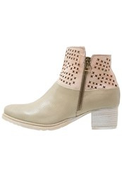 Mjus Bricola Ankle Boots Corda Noce Taupe