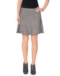 Cutie Mini Skirts Grey