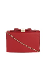 See By Chloe Nora Leather Clutch Bag