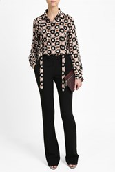 Elie Saab Women S Print Blouse Boutique1 Multi