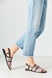 Urban Outfitters Axelle Stud Sandal Black