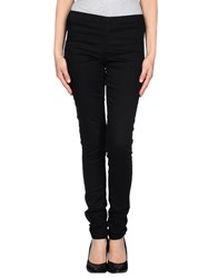 Pieces Casual Pants Black