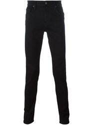 J Brand 'Mick' Skinny Fit Jeans Black