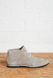 Forever 21 Woolrich Mens Lane Chukka Boots Grey