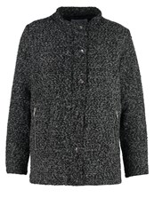 Sparkz Gerylyn Summer Jacket Charcoal Melange Mottled Grey