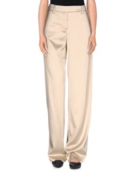 True Royal Trousers Casual Trousers Women Platinum