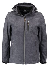 Killtec Irmos Soft Shell Jacket Midnight Dark Blue