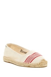 Soludos Canvas Low Cut Slip On