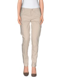 Woolrich Trousers Casual Trousers Women Beige