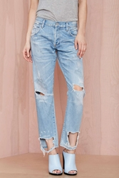 Nasty Gal Citizens Of Humanity Emerson Boyfriend Jean Slim Fit