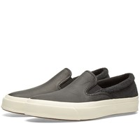Converse Deck Star '67 Leather And Suede Black
