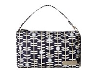 Ju Ju Be Quick Wristlet Dandy Lines Wristlet Handbags Black