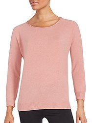 Inhabit Cashmere Crewneck Sweater Sakura