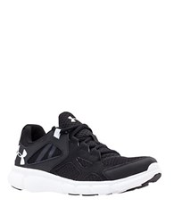 Under Armour Thrill Running Shoes Black And White