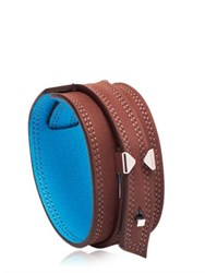 Anonyme Paris Louis Philippe Leather Bracelet