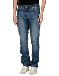 Element Denim Pants Blue