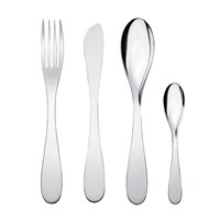 Alessi Eat. It Cutlery Set 24 Piece