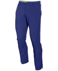Under Armour Men's Match Play Tapered Golf Pants Moonlight Blue