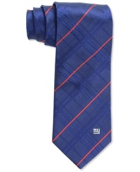 Eagles Wings New York Giants Oxford Tie