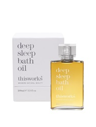 This Works Deep Sleep Bath Oil 100Ml