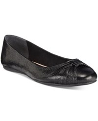 Styleandco. Style And Co. Audreyy Flats Only At Macy's Women's Shoes Black