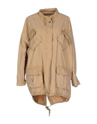 Ottod'ame Coats And Jackets Jackets Women Sand