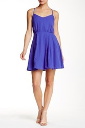 Bb Dakota Sleeveless Nellie Dress Royal Blue