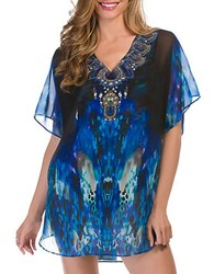 Miraclesuit Embellished Swim Coverup