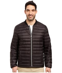 Calvin Klein Dressy Packable Puffer Jacket Black Men's Coat