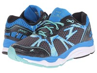 Zoot Sports Del Mar Black Pacific Mist Women's Running Shoes