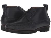 Cole Haan Connery Moctoe Chukka Black Men's Boots