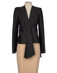 Boudicca Suits And Jackets Blazers Women Steel Grey